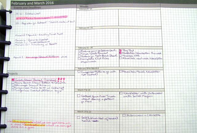 PlannerProjectPage